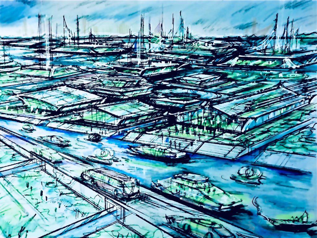未来都市デザイン